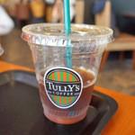 タリーズコーヒー - アイスカフェアメリカーノ
