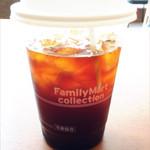 ファミリーマート - ドリンク写真:アイスコーヒー