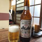 古久家 - 150426 瓶ビール