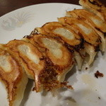 餃子菜館 清ちゃん - やき餃子