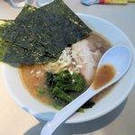 イチロク - 豚骨醤油ラーメン