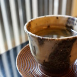 五節會 - 料理写真:(2015/4)食前は焙じ茶