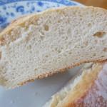 どんなときも - 米粉のパンながらモッチリし過ぎない生地でした。