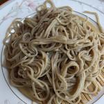 Konasu - 冷たい蕎麦