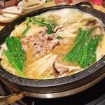 鍋屋 okamoto - 石鍋(出来上がり後♪)