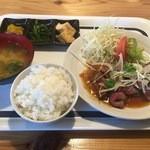 37358186 - ランチ:ローストビーフ定食