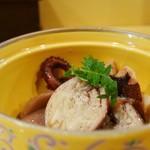 和食堂 たこ井 - 飯蛸と里芋の煮物