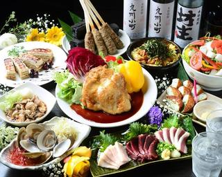九州料理×もつ鍋 九州小町 -
