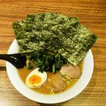 麺家 威風堂堂 - ラーメン650円+得々トッピング100円