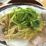 37362723 - 上州豚の野菜蒸