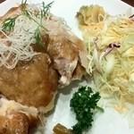 37363873 - 焼鶏定食 980円