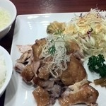 37363909 - 焼鶏定食