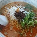 37364518 - 2015/04/27 11:50訪問 醤油ラーメン→白坦々麺