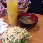 37365430 - サラダスープジュース