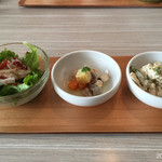 恵比寿楽園テーブル - 前菜