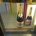 石見屋 - 珍しい、デュベルの1300CCぼボトル