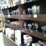 石見屋 - 専用グラス売り場