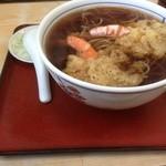 東家 - 料理写真:天ぷらそば