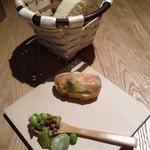 ガストロテカ ボルダッチョ - 2015年4月 2度目の訪問 ピンチョスとパン