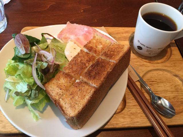 コーヒーマーケット - 胚芽トースト