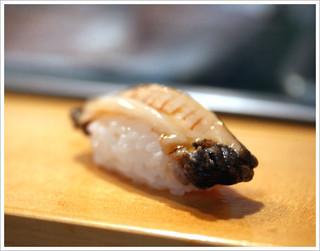 鮨処寿司大 - アワビ