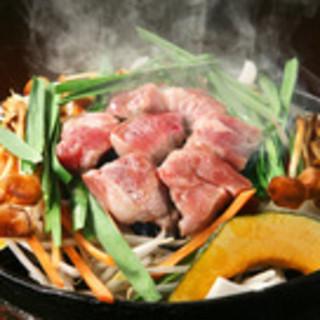 お肉とご一緒に、お野菜もたっぷりお召し上がりいただけます☆