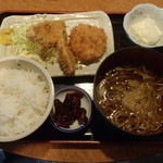 丸源 新店 - 定食は550円