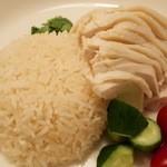 CHICKEN RICE TOKYO - 海南鶏飯