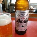 きらく - 瓶ビール(小)
