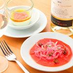 海鮮 bar isoichi - 日替わりのタパスを種類豊富にご用意