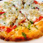 ラサーナ - 静岡県のしらすのピザ!(正式名称忘れ)