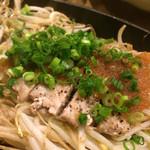 Yoshizakishokudou - あぐー豚のステーキ