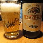 キッチン・ノスタルジヤ - 瓶ビール