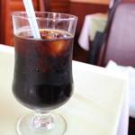 ラ・セーヌ - アイスコーヒー
