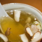 きんぼし - 鳥スープ