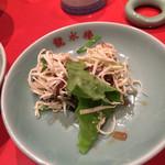 龍水楼 - 前菜2