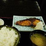 魚や  - ぶり照り焼き定食