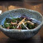 潮蔵 - 海藻サラダ