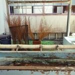くもべ - 手洗い場