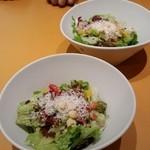 カプチーナ - サラダ