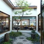 優雅亭 盛山 - 盛山の中庭