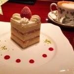 珈琲茶館 集 - ☆イチゴのケーキ☆