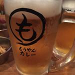 もうやんカレー 246 - ビール。