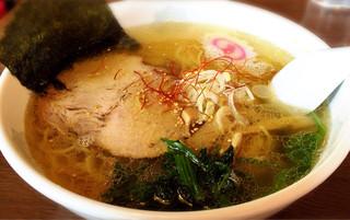 金次郎 本店 - 塩ラーメン