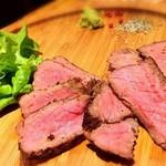 トトロ - 牛肉のグリル