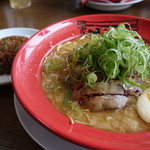 ホっポ屋 - 「コテ麺(上)」(820円税別)