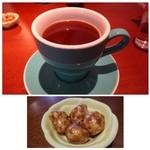 エトワールコーヒー - ◆「ラス・ヌベス(800円)」エルサルバドル産の珈琲で「国際審査会入賞」した品だそう。 コクがあり少し酸味と苦みもあるそうです。