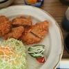 れすとらん12番地 - 料理写真:ささみチーズ&ヒレカツ定食