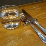 宮もと - ☆テーブルセットとお水グラスはこちらです☆