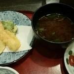 37396976 - ランチ天ぷら定食第二陣